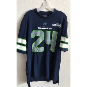Seahawks Lynch Jersey